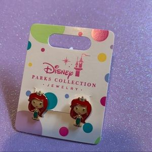 Disney parks collection little mermaid earrings